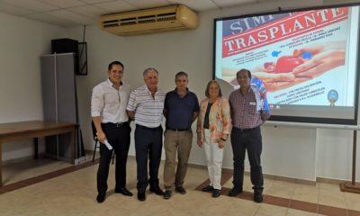 Diagnóstica Longwood participa en un Simposio Internacional de Trasplante en Bolivia