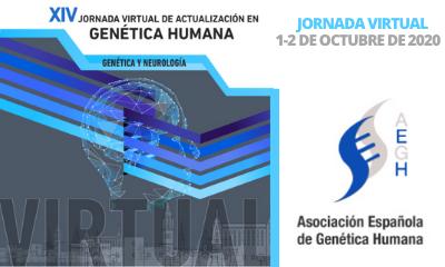 Diagnóstica Longwood estará virtualmente en la XIV Jornada de Actualización de Genética Humana