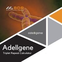 BDR – Adellgene® Triplet Repeat Calculator